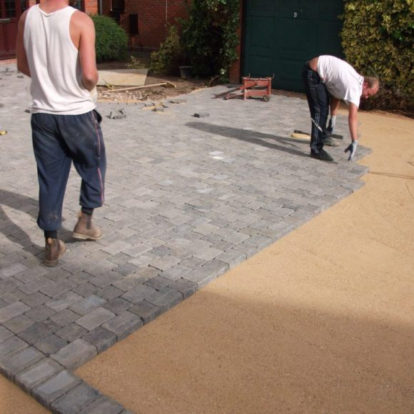 Castleford  block paving installers