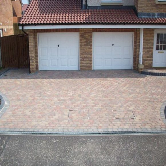 block driveways in Strensall