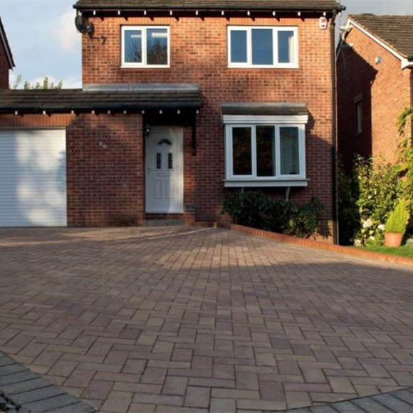 driveway specialists in block paving Castleford