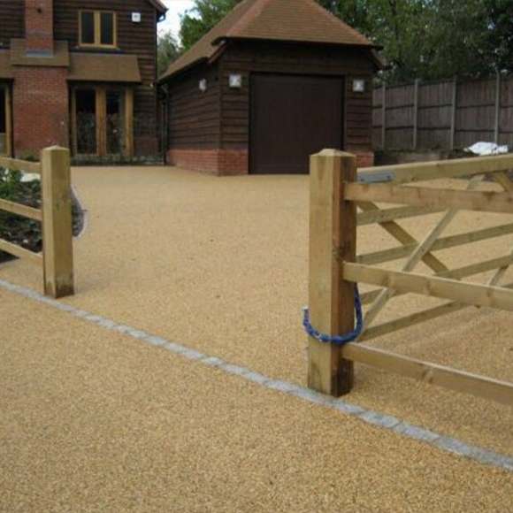 how much is a resin driveway in Castleford ?
